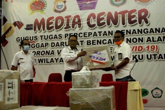 Akhirnya Satgas COVID-19 Maluku Utara miliki mesin PCR