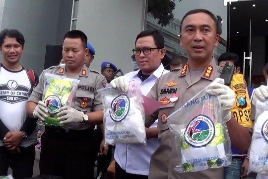 BNN ungkap kasus penyelundupan narkoba di era pandemi