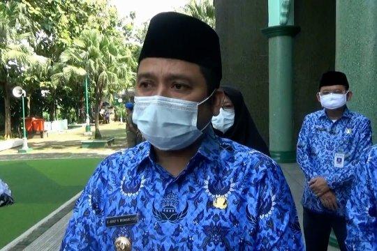 Masih merah, Kota Tangerang tutup sekolah hingga Desember