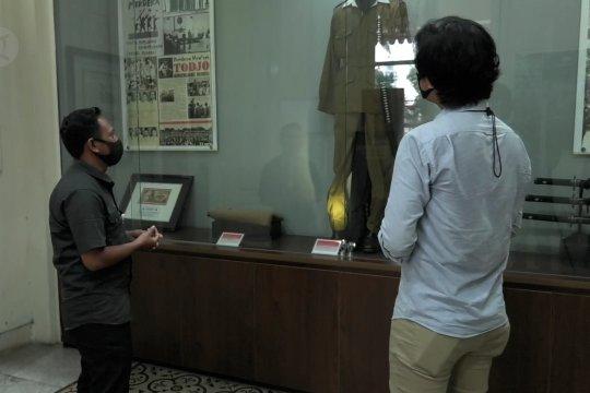 Museum Joang 45 telah beroperasi kembali