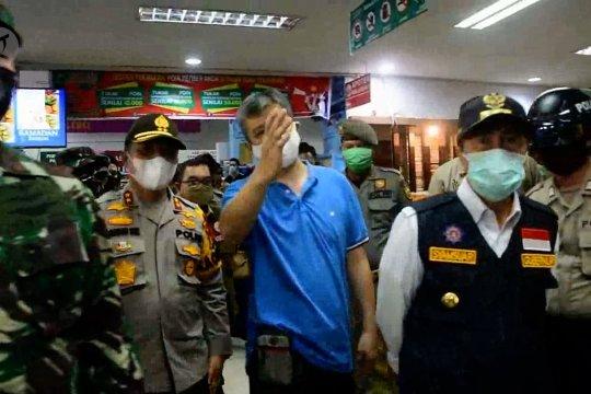 Ribuan personel TNI dan Polridisiplinkan masyarakat menuju kenormalan baru