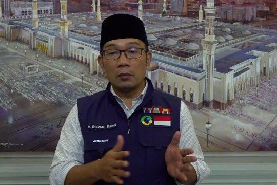 Ridwan Kamil masih hitung anggaran megaproyek atasi banjir Jabodetabek