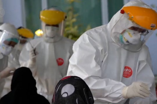 COVID-19 terkini di Jakarta: positif 11.278, sembuh 6.512 orang, meninggal