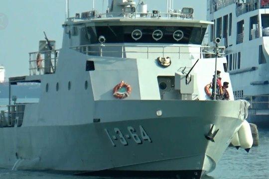 Lantamal III Jakarta perkuat pengamanan laut Banten dengan KAL Anyer