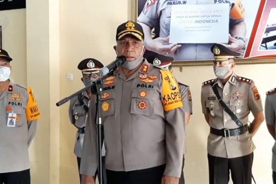 Sebanyak 26 anggota Polda Papua terpapar COVID-19