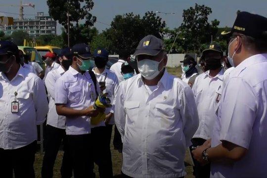 Ini 4 prioritas Kementerian PUPR selama pandemi