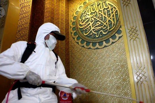 Jatim izinkan masjid gelar shalat Jumat