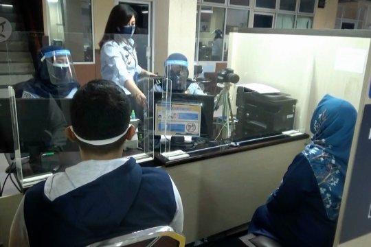 Kantor imigrasi Tangerang layani kembali masyarakat dengan protokol kesehatan