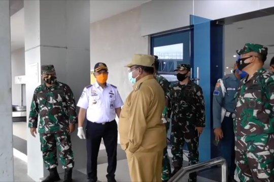 Pemkot Sorong buka kembali Bandara Domine EduardOsok