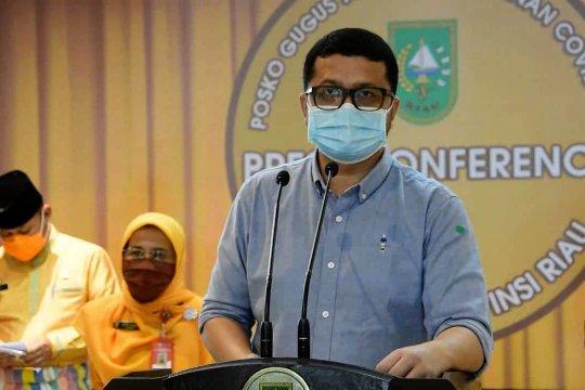 Pertama kali, WNA positif COVID-19 di Riau