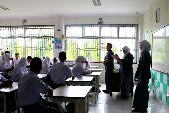 PPDB SMA Sederajat di Sumbar gunakan sistem zonasi
