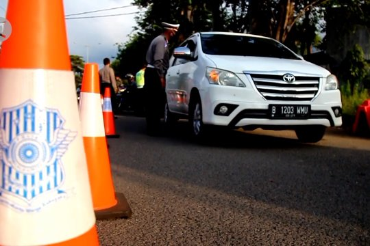 76,9 persen permohonan SIKM DKI Jakarta ditolak