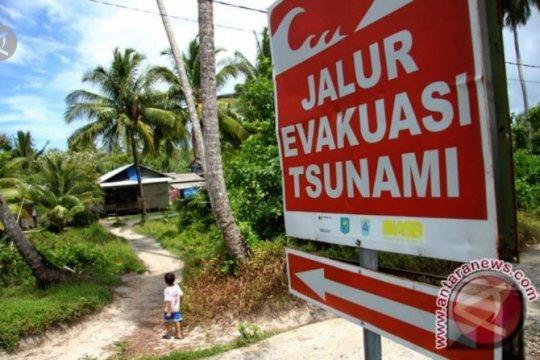 BMKG petakan sistem evakuasi tsunami aman masa pandemi