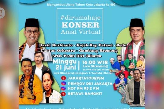 Inilah rangkaian acara perayaan HUT DKI Jakarta