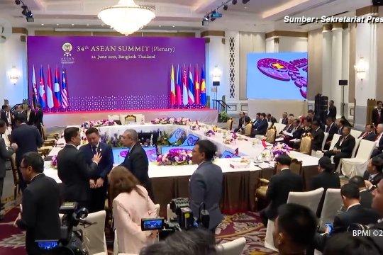 Jelang KTT ASEAN,  Vietnam usulkan pertemuan secara fisik