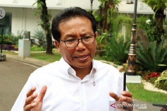 Jubir Presiden Jokowi jadi Komisaris Waskita Karya