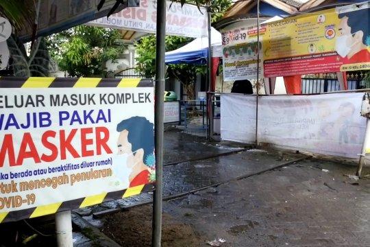 Keluar-masuk zona merah di Kota Tangerang harus gunakan SPKM