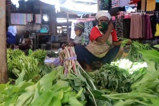 Ratusan pedagang reaktif, Pemkot Jayapura tutup Pasar Youtefa