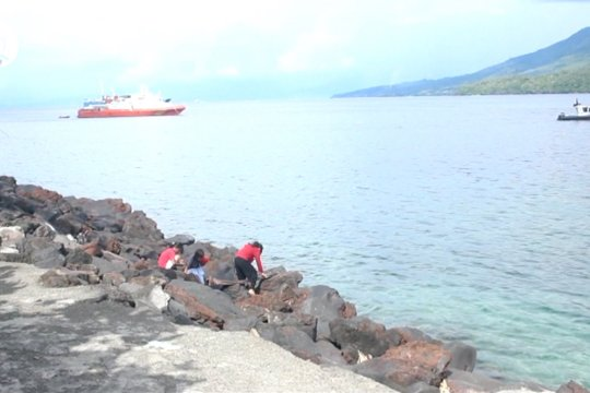 Gempa bumi M 5,7 guncang Malut, tak berpotensi tsunami