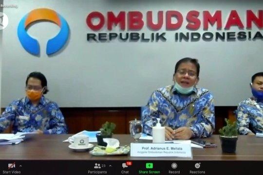 Ombudsman RI soroti kepatuhan administrasi dari para penegak hukum
