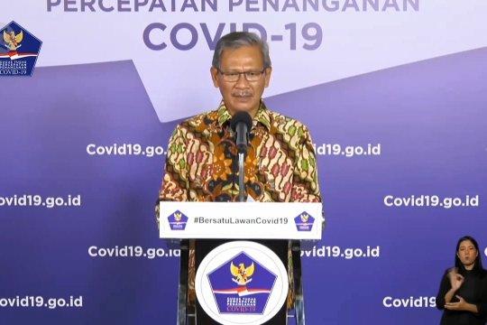 Pemerintah ungkap belum semua kasus positif COVID-19 terkonfirmasi
