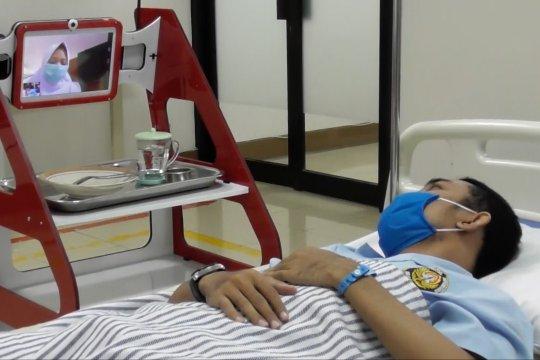 Undip ciptakan robot pembantu tenaga medis