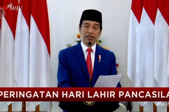 Jokowi: Indonesia harus tampil sebagai pemenang