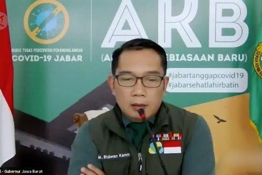 Ridwan Kamil yakin Indonesia susul China bangkit dari COVID-19