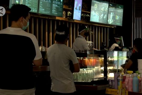 Mulai buka, restoran di mal Jakarta harus persiapkan sejumlah hal