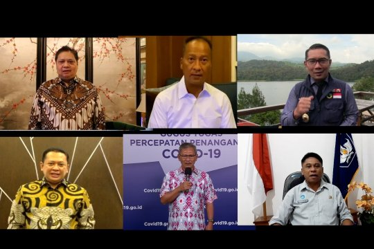 Ucapan selamat ulang tahun mengalir kepada Presiden Jokowi