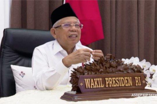 Wapres optimis Indonesia jadi produsen halal terbesar