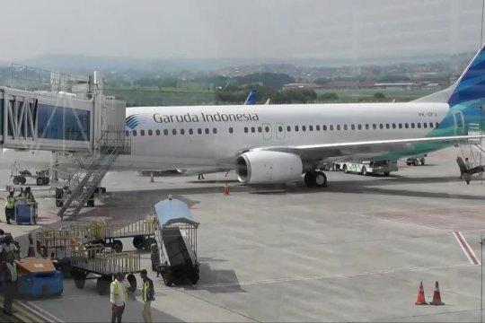 Bandara Ahmad Yani perpanjang pembatasan perjalanan penerbangan
