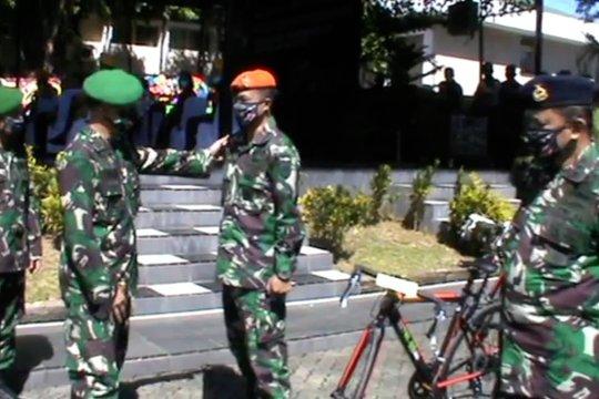 HUT ke-63 Kodam XIV/Hasanuddin ingatkan nilai luhur Pancasila