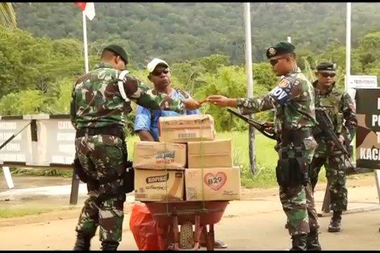 Papua berencana buka pintu perbatasan dengan PNG