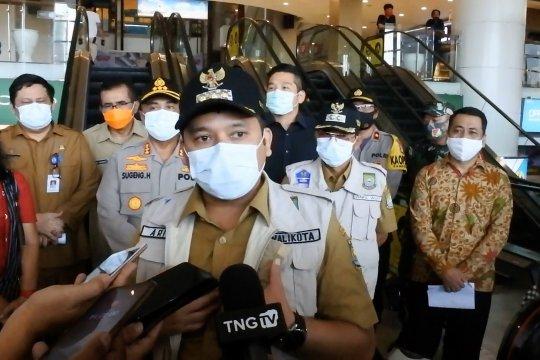 Pemkot Tangerang pastikan pusat perbelanjaan terapkan protokol kesehatan