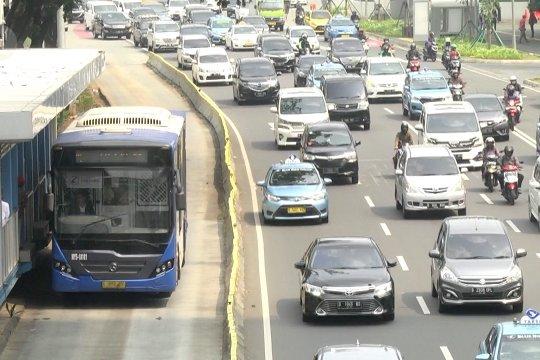 Menhub hapus aturan kapasitas penumpang 50 persen