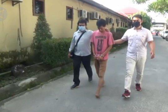 Polisiamankan pelaku pelemparan molotov ke rumah anggota TNI
