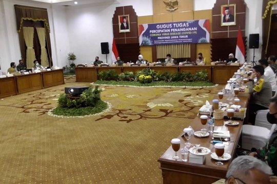 Surabaya Raya jalani transisi normal baru selama 14 hari