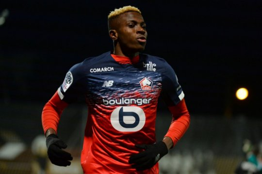 Napoli yakin dua pemain Lille bakal jadi miliknya