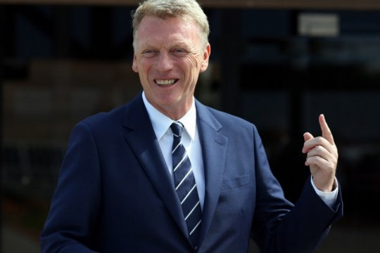 Nasib West Ham ditentukan Aston Villa, kata David Moyes