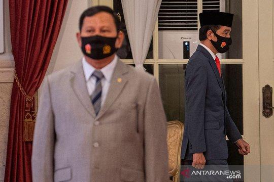 Presiden bersyukur Indonesia naik status ke menengah atas