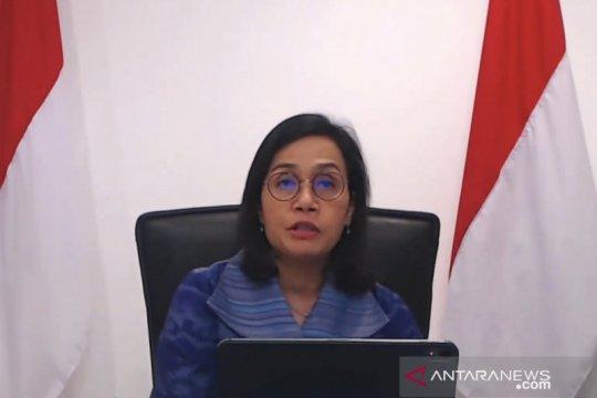 Sri Mulyani: Investasi infrastruktur TI sangat penting di masa pandemi