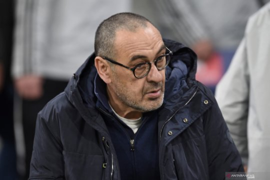 Juventus dihajar AC Milan, Maurizio Sarri ingin segera 'move on'