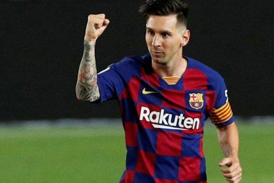 Messi cetak gol ke-700 dari titik penalti