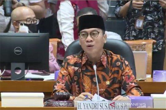 DPR-Pemerintah sepakat bahas perubahan UU Penanggulangan Bencana