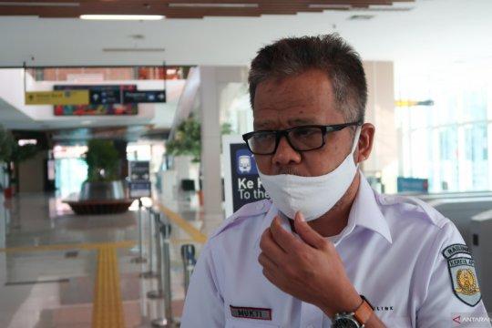 KA Bandara Soekarno-Hatta batasi kapasitas penumpang 70 persen
