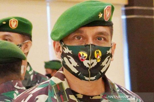Korem Wirasatya tambah personel di pusat keramaian jelang normal baru