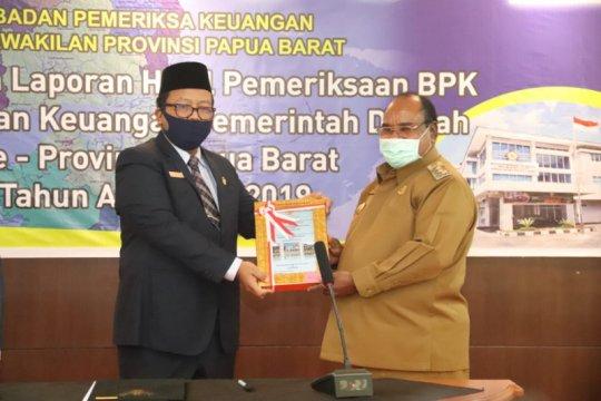 Patuhi temuan BPK, Pemkot Sorong kembalikan anggaran Rp2,6 miliar