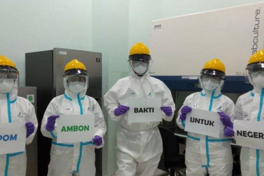 Uji sampel mandiri COVID-19 sudah bisa dilakukan BPOM Ambon
