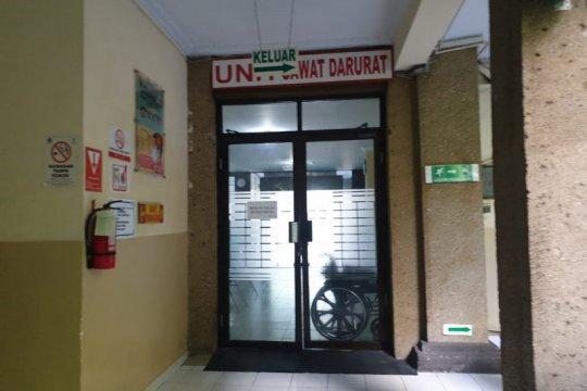 Layanan UGD RS Puri Raharja ditutup sementara karena COVID-19
